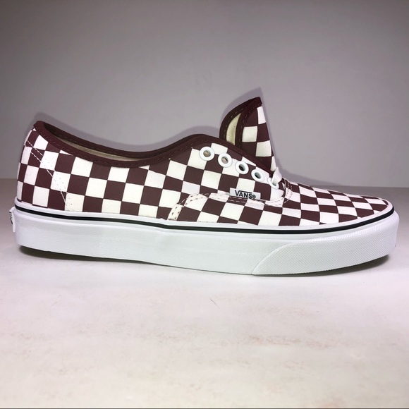 5e981d4c77 Vans Authentic Checkerboard Port Royale Sneakers